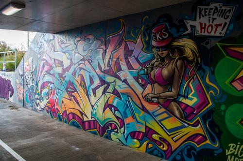Wallspot -R.Irot - Fresh One - Tallinn - Laagri Spot - Graffity - Legal Walls -