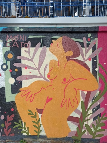 Wallspot -evalop - evalop - Project 20/04/2021 - Barcelona - Agricultura - Graffity - Legal Walls - Illustration
