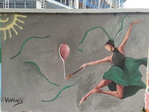 Wallspot -evalop - evalop - Project 07/05/2021 - Barcelona - Agricultura - Graffity - Legal Walls - Illustration - Artist - Vovoris