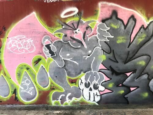 KSK1's Mickey & the Devil by CRYS