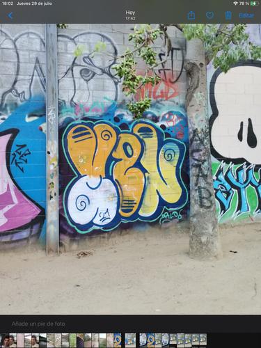 Wallspot - Highbro -  - Barcelona - Drassanes - Graffity - Legal Walls -