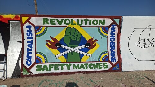 Revolution Safety Matches