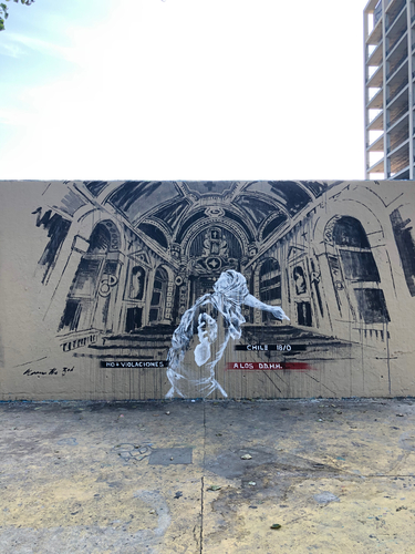 Wallspot - cuatico -  - Barcelona - Tres Xemeneies - Graffity - Legal Walls -